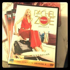 The Rachel Zoe Project DVD